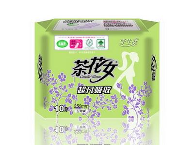 CH94         10片学生装棉柔日用卫生巾